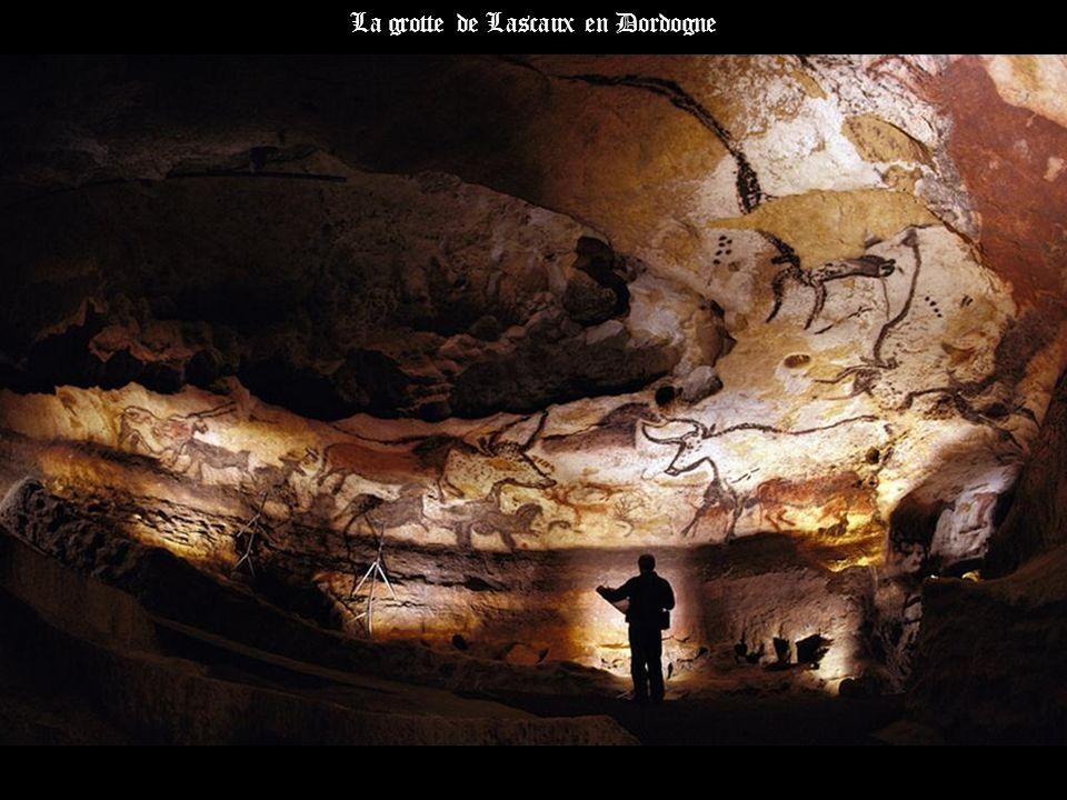 La grotte de Lascaux en Dordogne