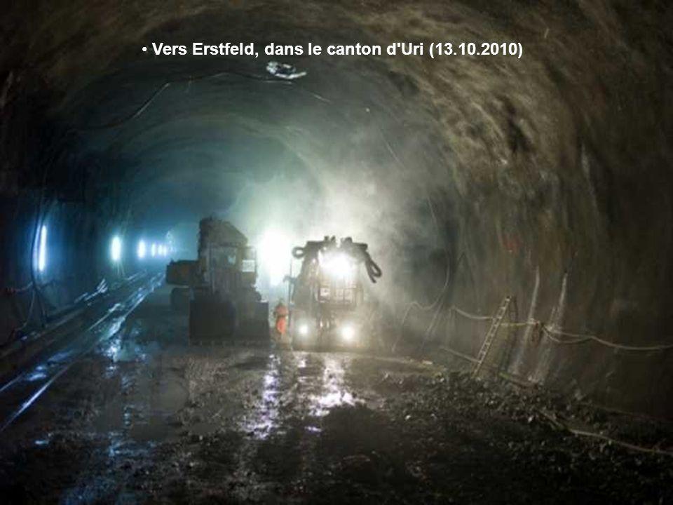 Vers Erstfeld, dans le canton d Uri (13.10.2010)
