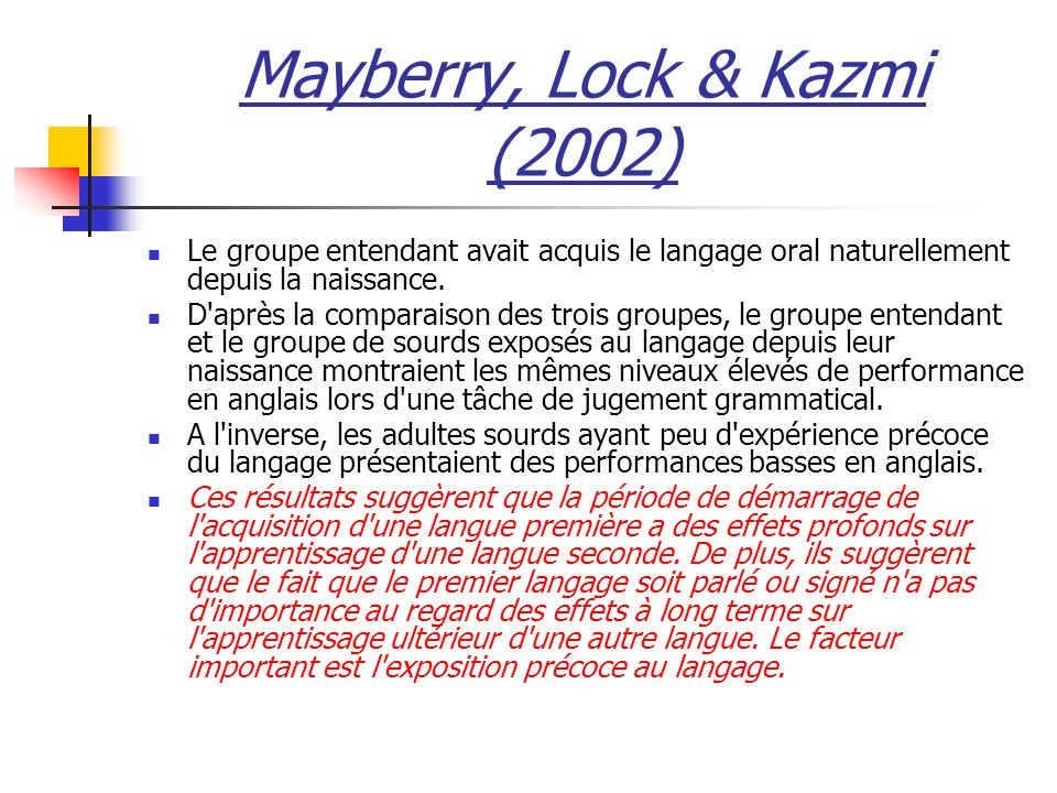 Mayberry, Lock & Kazmi (2002)