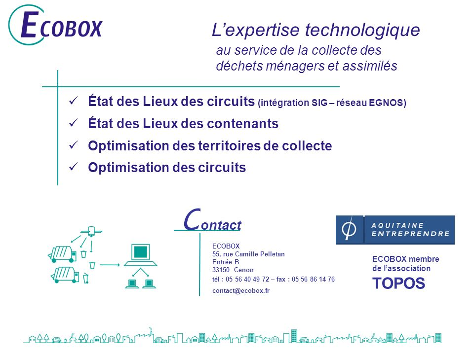 C L'expertise technologique