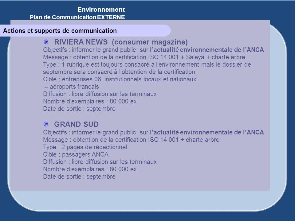 RIVIERA NEWS (consumer magazine)