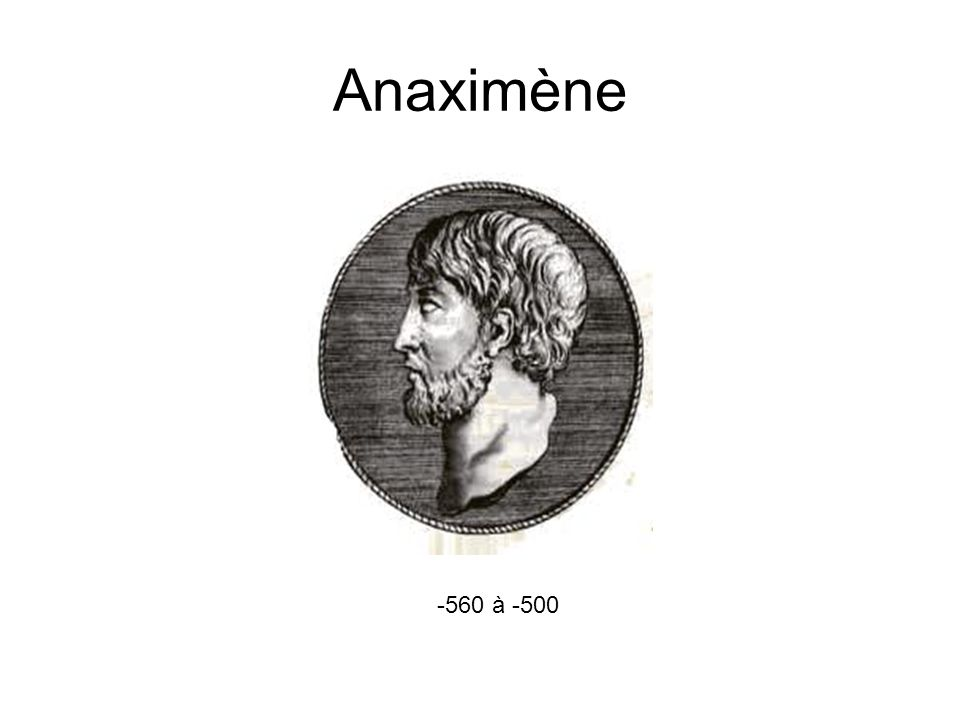Anaximène