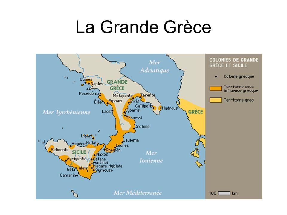 La Grande Grèce