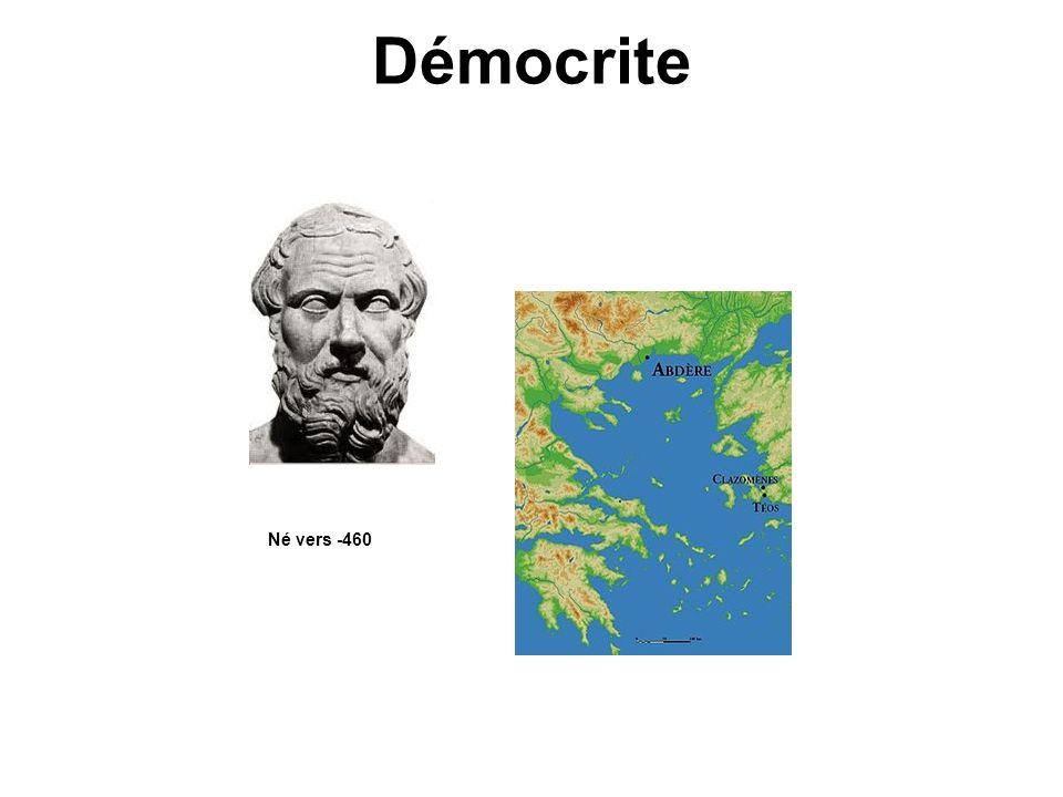 Démocrite