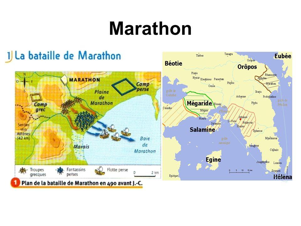 Marathon Les choses ne vont pas tarder à se corser.