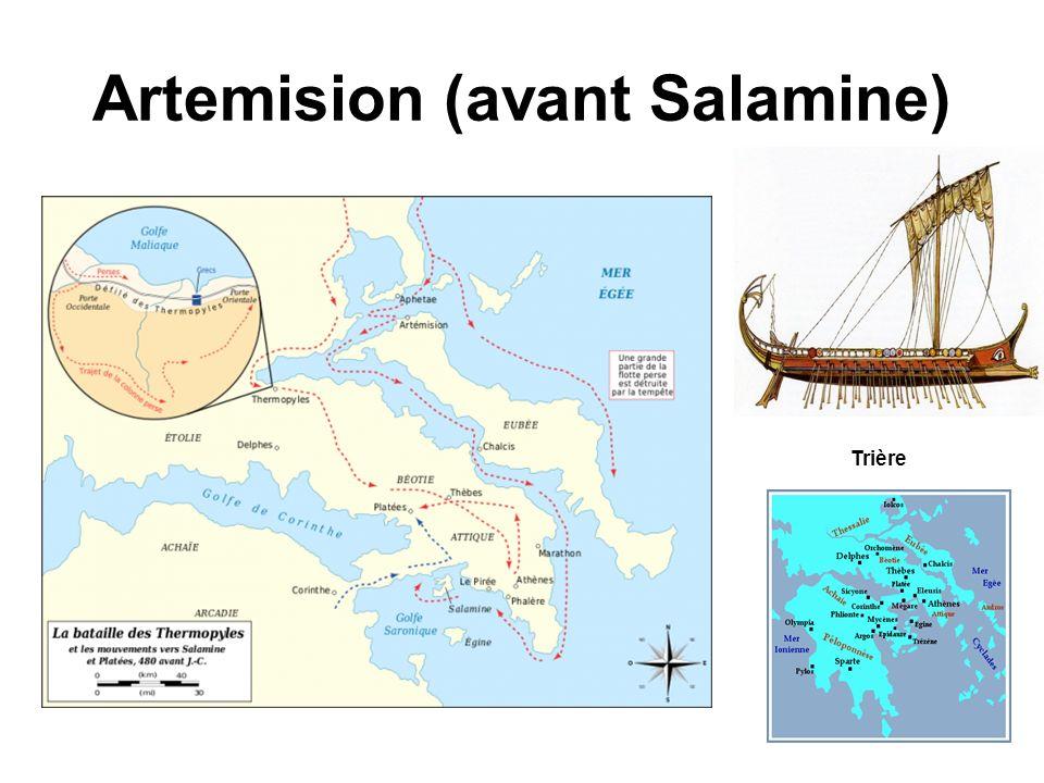 Artemision (avant Salamine)