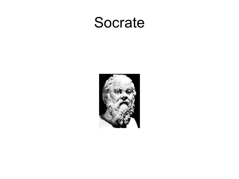 Socrate Socrate est né à Athènes vers -470, d un père sculpteur et d une mère sage-femme.