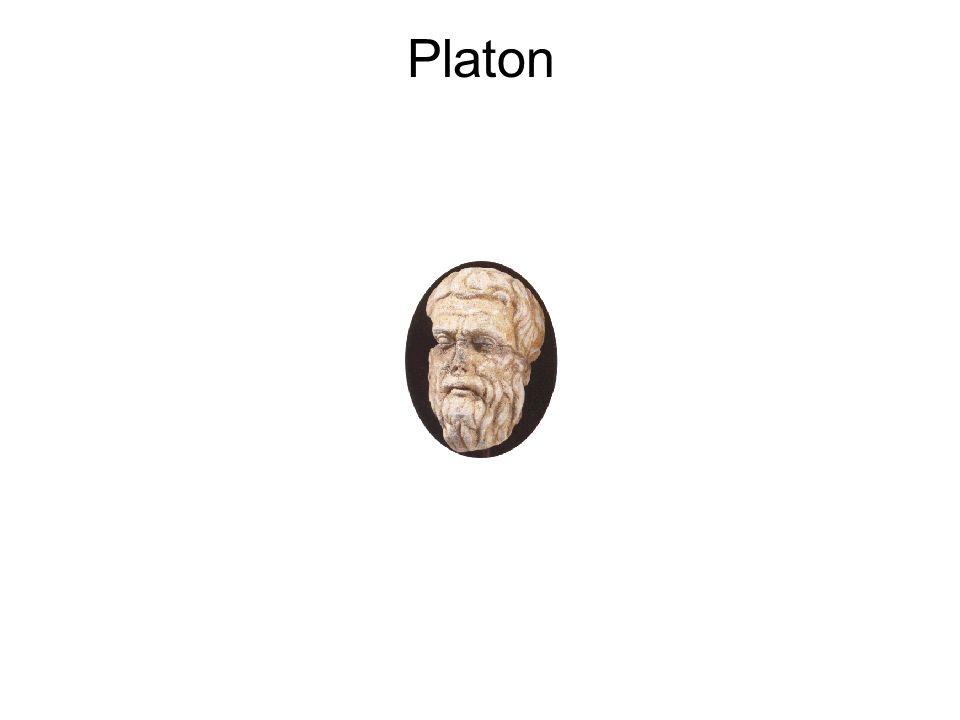 Platon Platon Platon, né en -428 ou -427 et mort en -347.