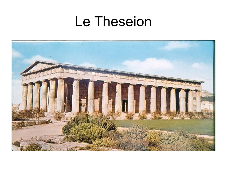Le Theseion