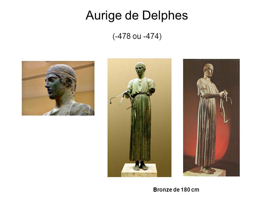 Aurige de Delphes (-478 ou -474)