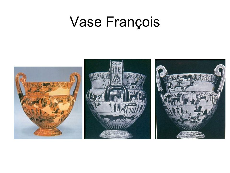 Vase François