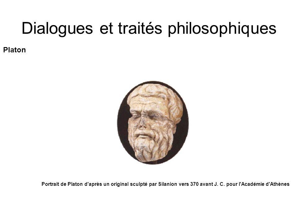 Dialogues et traités philosophiques