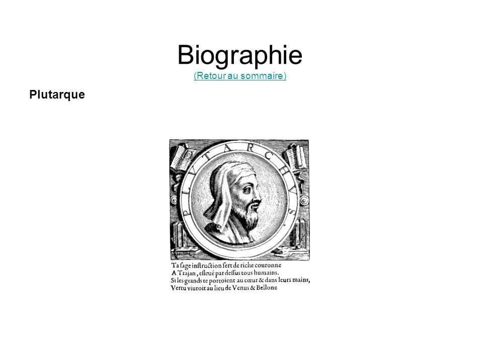Biographie (Retour au sommaire)
