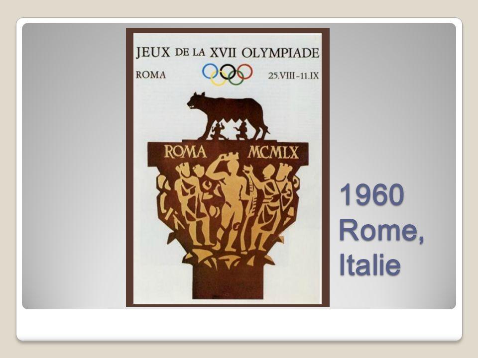 1960 Rome, Italie