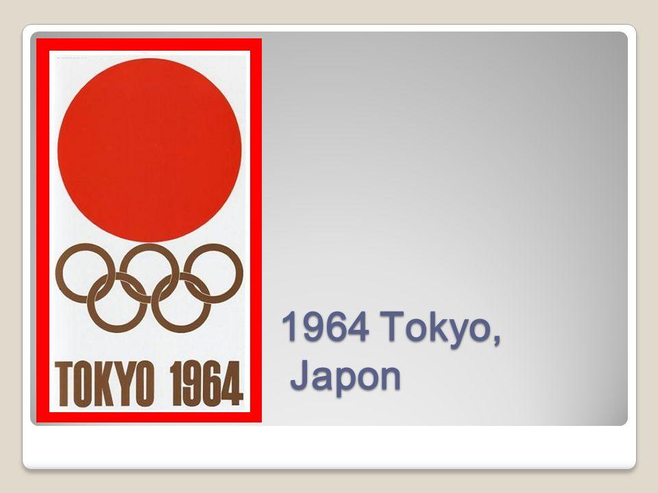1964 Tokyo, Japon