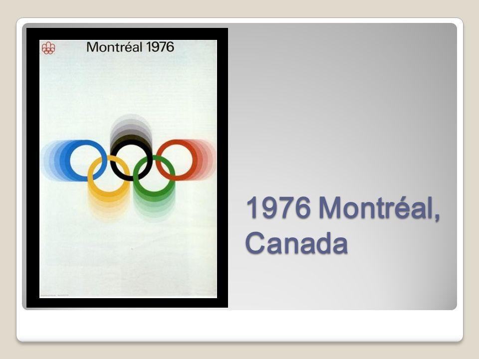 1976 Montréal, Canada