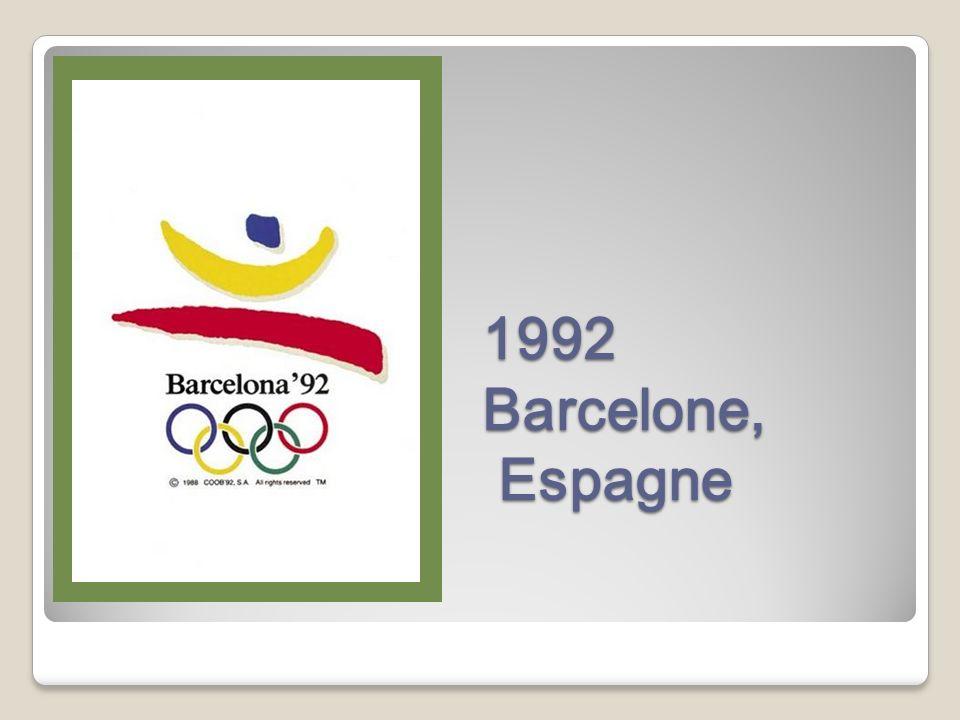 1992 Barcelone, Espagne