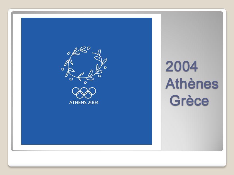 2004 Athènes Grèce