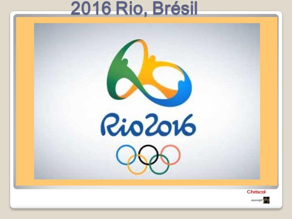 2016 Rio, Brésil Chriscol