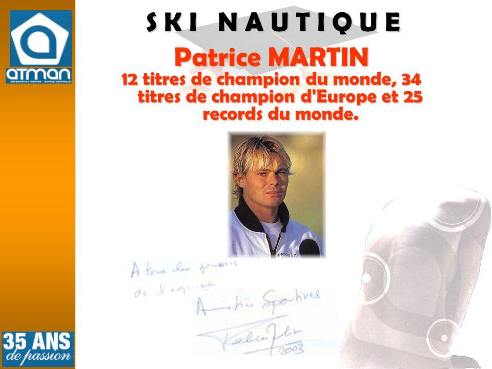 S K I N A U T I Q U E Patrice MARTIN