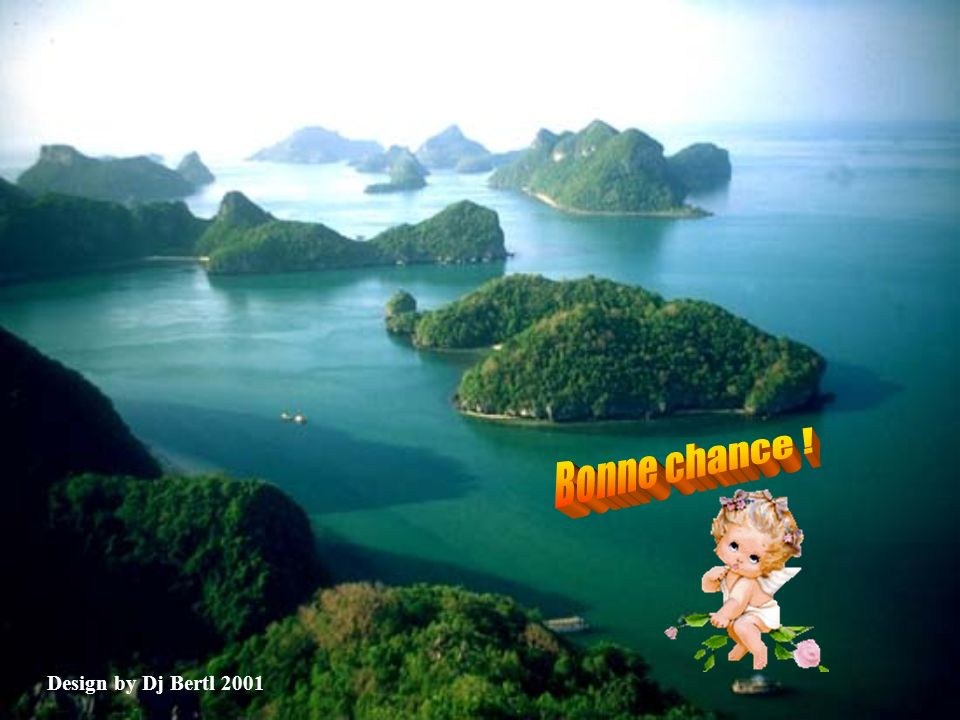 Bonne chance ! Design by Dj Bertl 2001