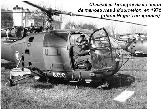 Chalmel et Torregrossa au cours