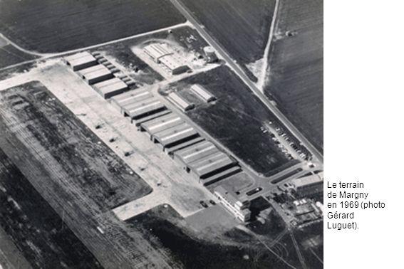 Le terrain de Margny en 1969 (photo Gérard Luguet).