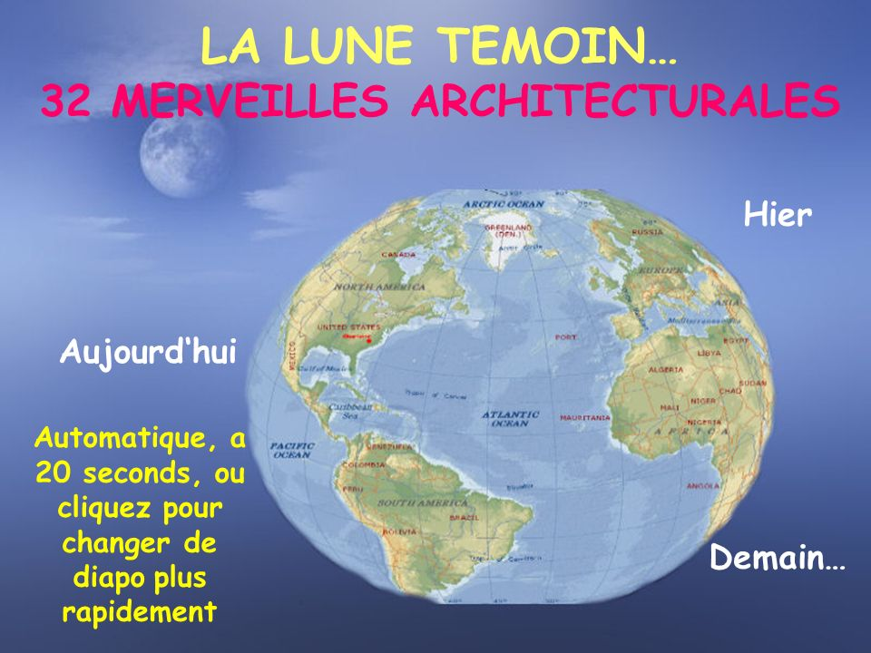 32 MERVEILLES ARCHITECTURALES