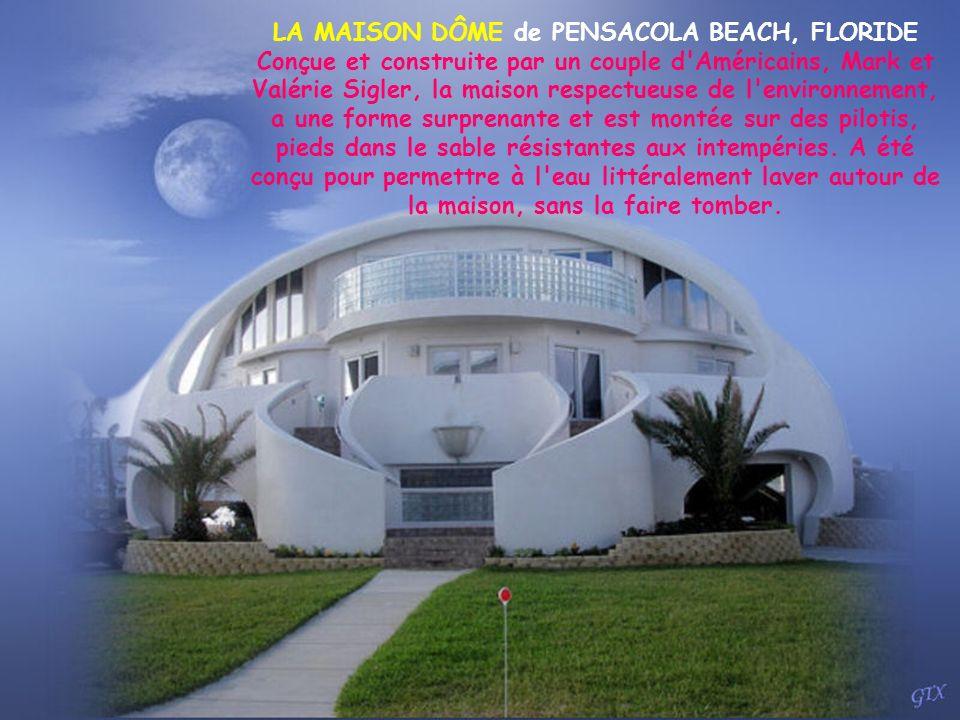 LA MAISON DÔME de PENSACOLA BEACH, FLORIDE