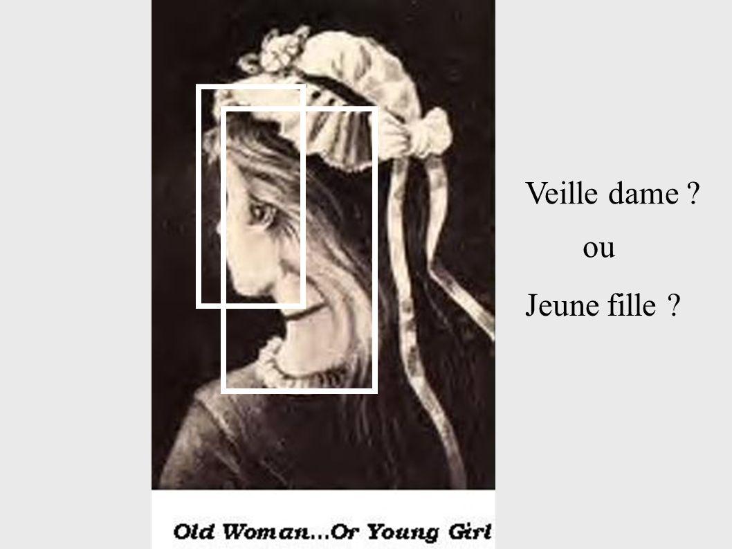 Veille dame ou Jeune fille