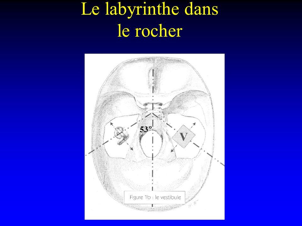Le labyrinthe dans le rocher