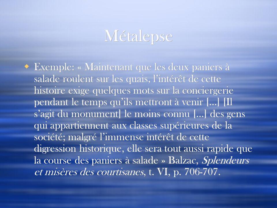 Métalepse