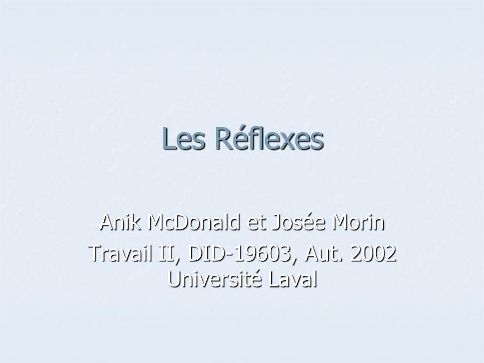 Les Réflexes Anik McDonald et Josée Morin