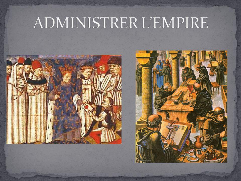 ADMINISTRER L'EMPIRE