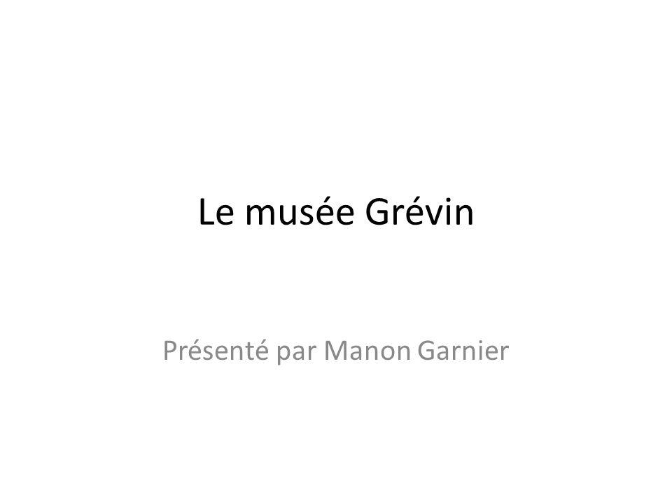 Présenté par Manon Garnier
