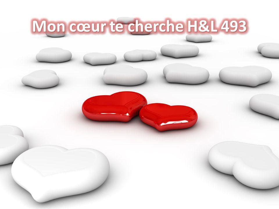 Mon cœur te cherche H&L 493
