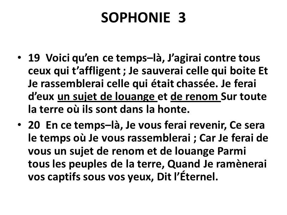 SOPHONIE 3