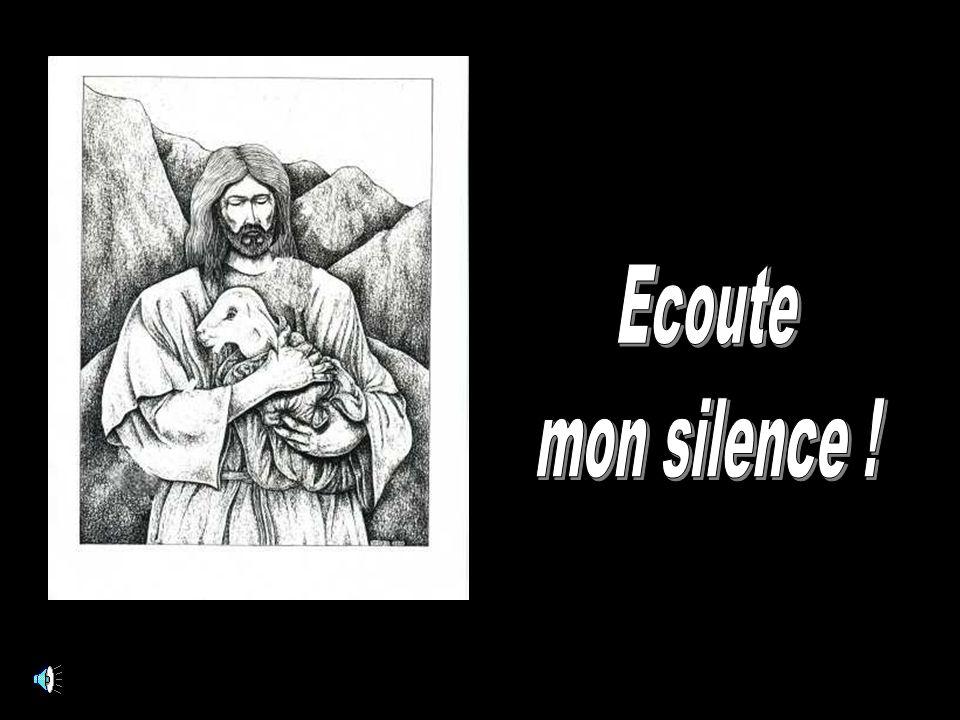 Ecoute mon silence !