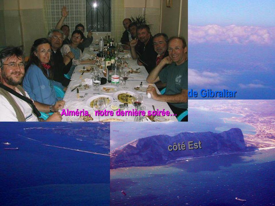 Alméria, notre dernière soirée…