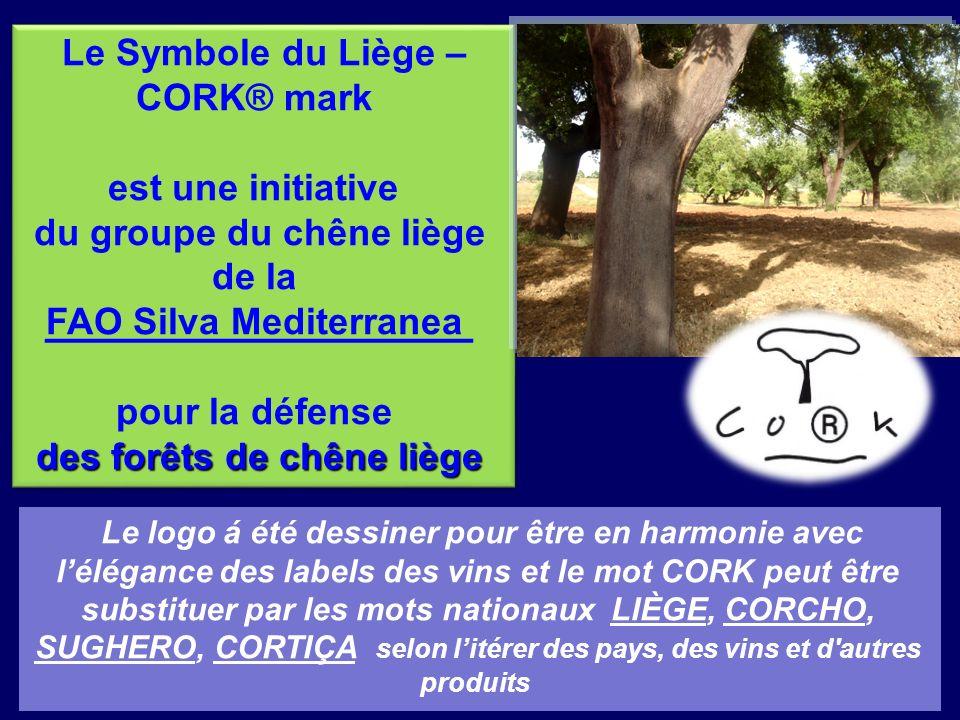 Le Symbole du Liège –CORK® mark