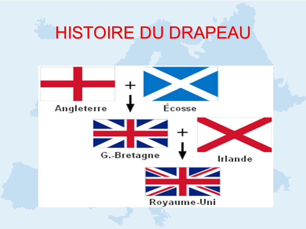 HISTOIRE DU DRAPEAU