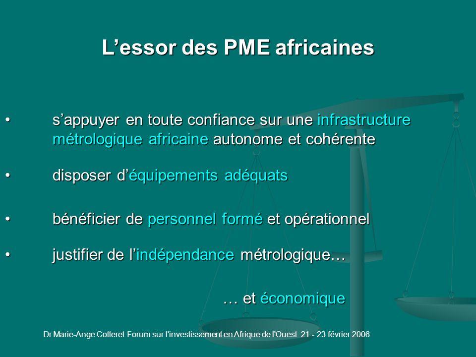 L'essor des PME africaines