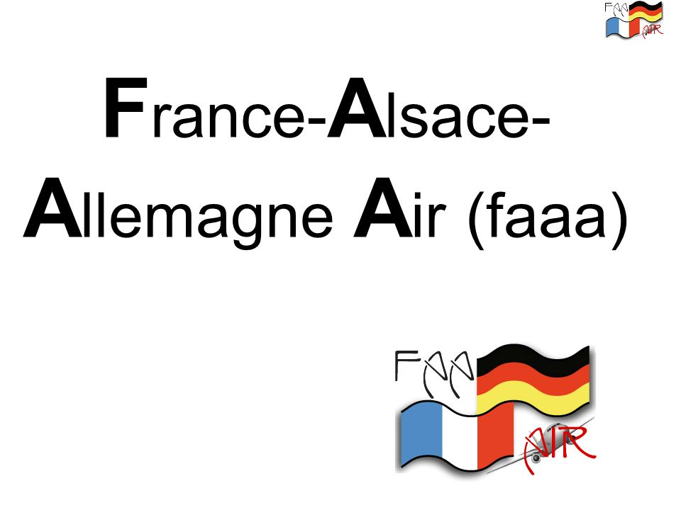 France-Alsace-Allemagne Air (faaa)