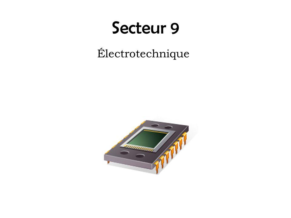 Secteur 9 Électrotechnique