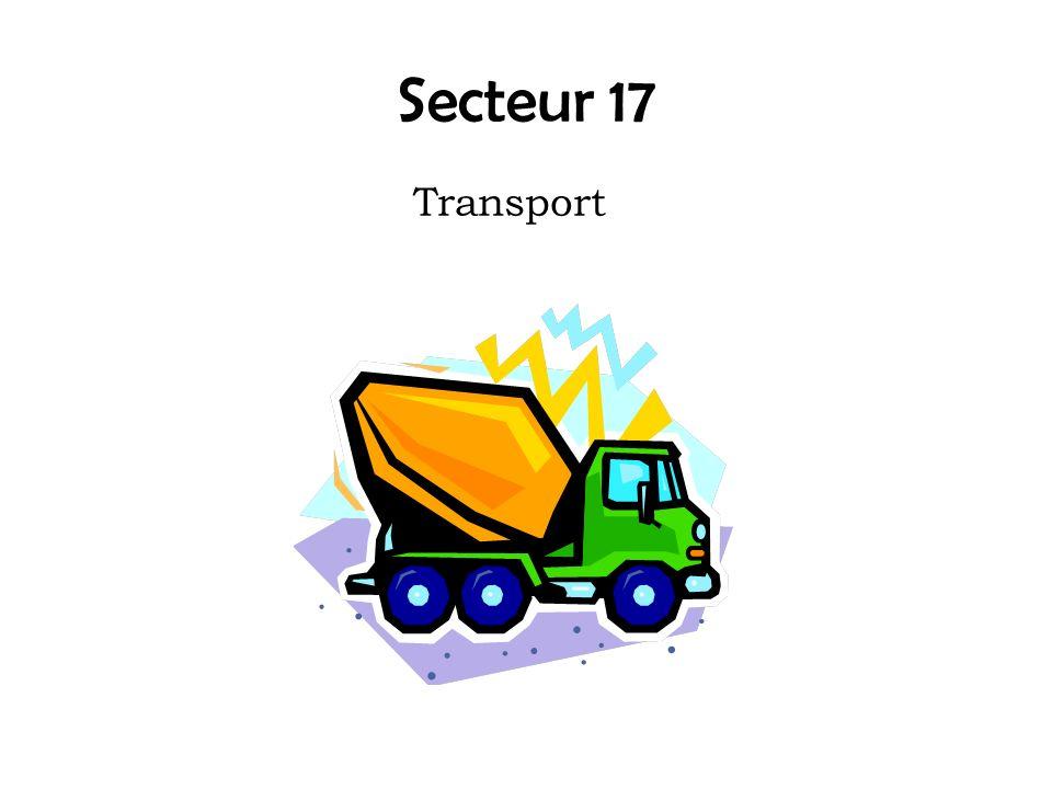 Secteur 17 Transport