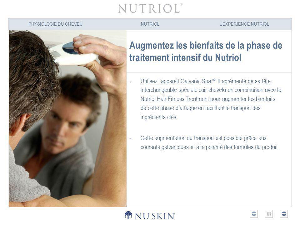 Augmentez les bienfaits de la phase de traitement intensif du Nutriol