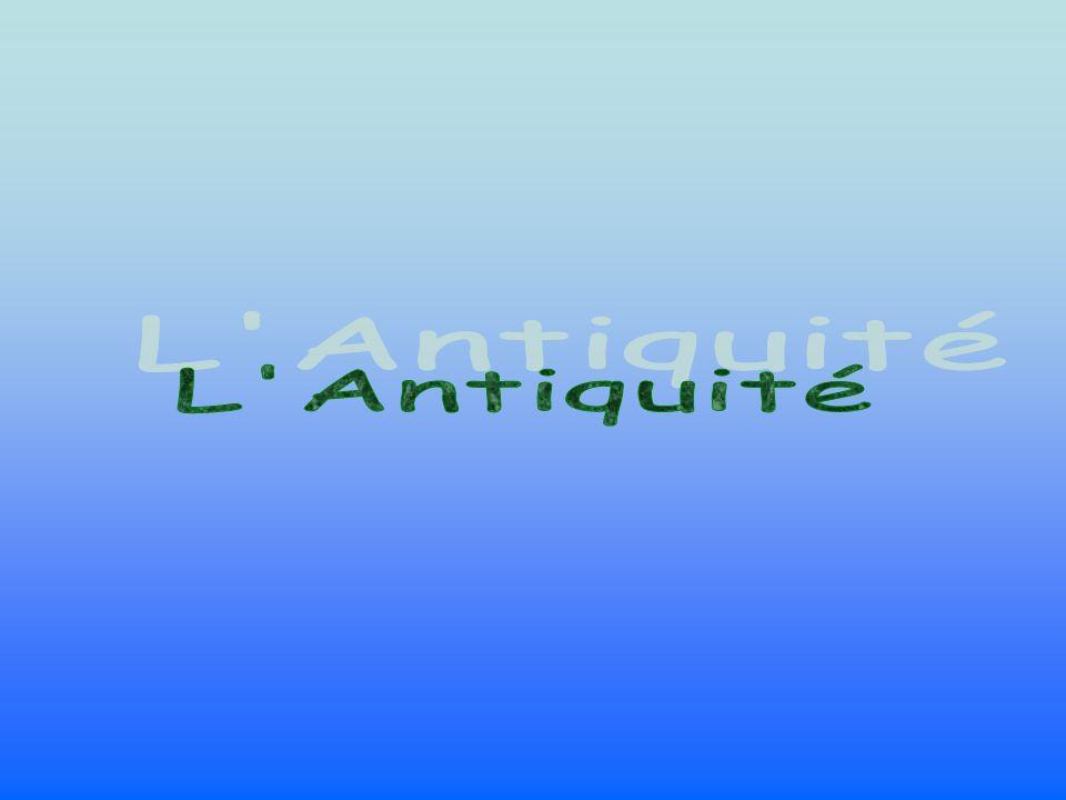 L Antiquité