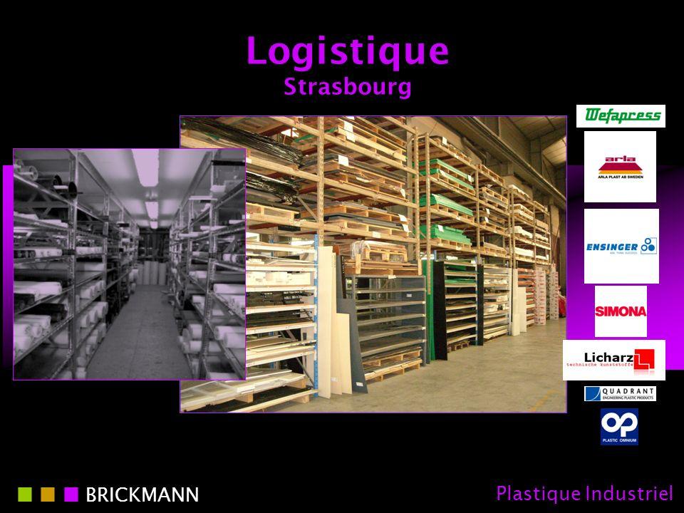 Logistique Strasbourg