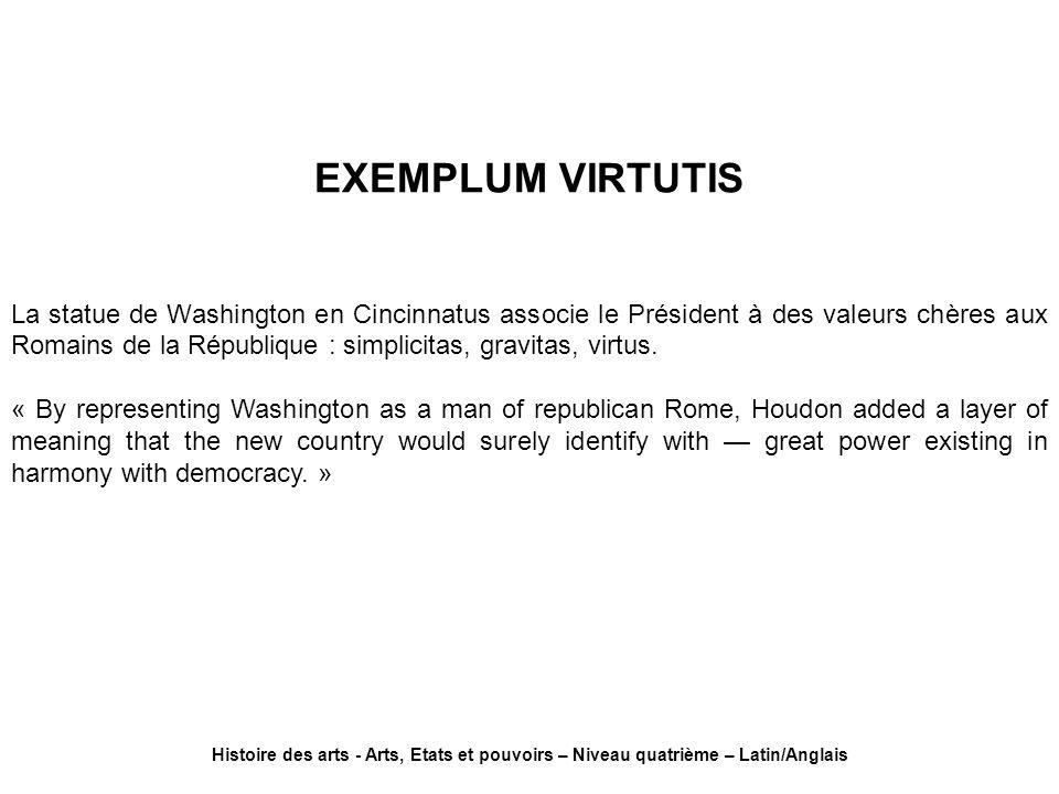 EXEMPLUM VIRTUTIS
