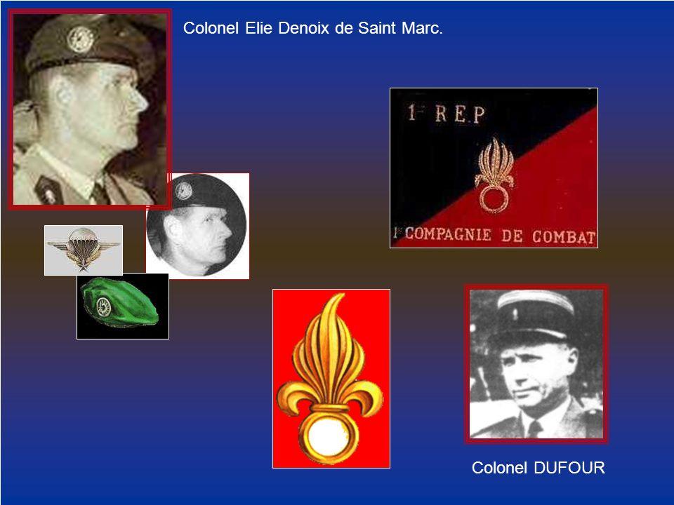 Colonel Elie Denoix de Saint Marc.
